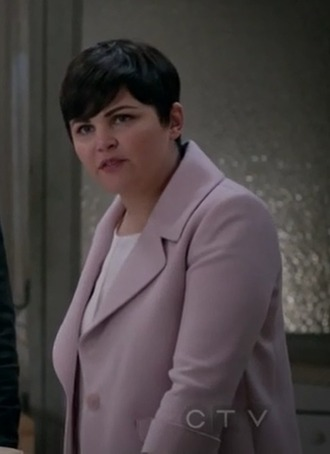 coat mary margaret ginnifer goodwin once upon a time show pink