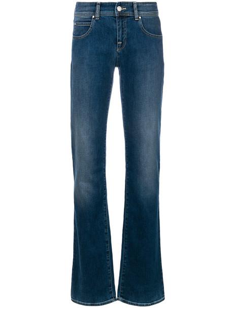 ARMANI JEANS jeans women spandex cotton blue