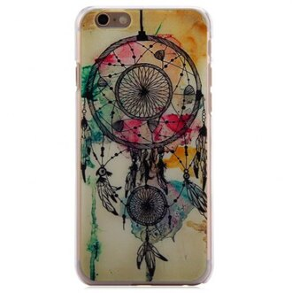 phone cover boho gypsy fashion style phone trendy iphone case dreamcatcher colorful