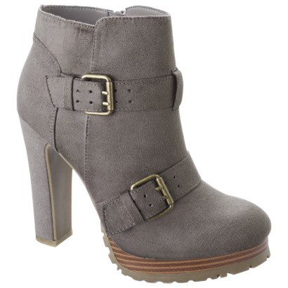 Women's Mossimo® Keisa Heeled Ankle Boot - A... : Target