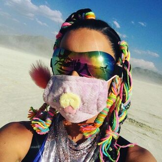 sunglasses burning man 2016 burning man burning man costume burning man accessories festival music festival festival jewelry festival looks katy perry celebrity