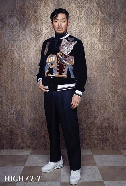 jacket military cat