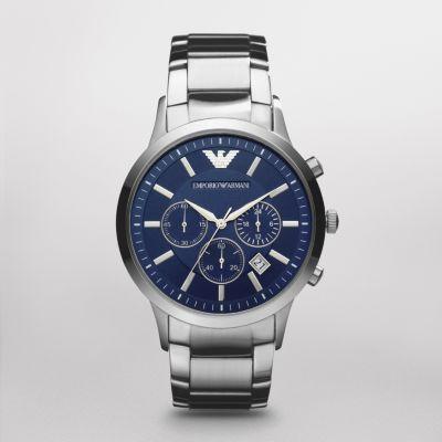 Classic Watch AR2448 | EMPORIO ARMANI®