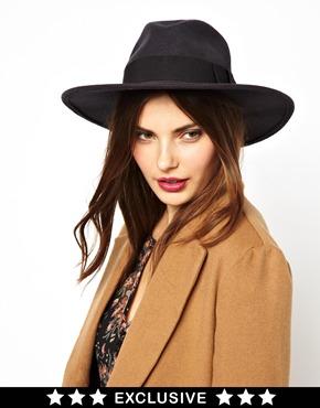 Catarzi | Sombrero fedora clásico exclusivo para ASOS de Catarzi en ASOS