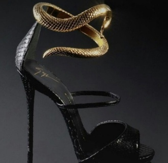 snake snakeskin heels high heels cool alternative gothic metro instagram sexy shoes high heels black instagramfashion