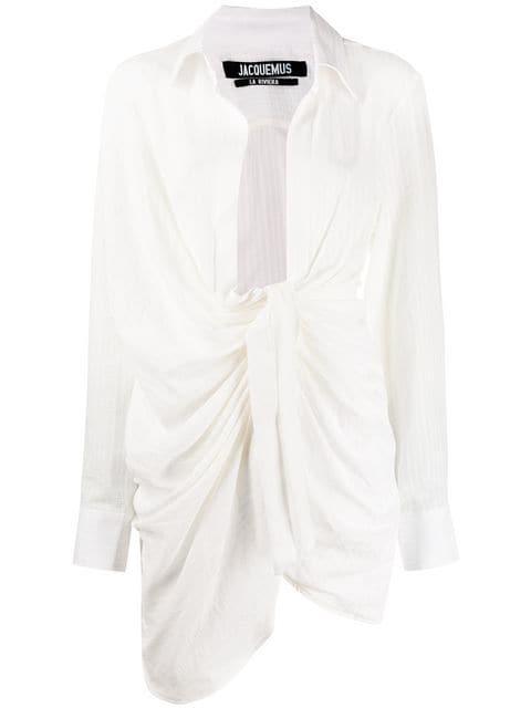 Jacquemus La Robe Bahia Dress - Farfetch
