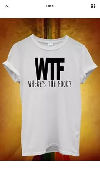 bag white t-shirt