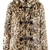 ROMWE | Leopard Hooded Buttoned Coat, The Latest Street Fashion