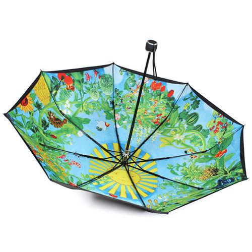 [grxjy52300003]cute totoro folding compact umbrella sun/rain protection