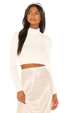 LPA Angel Sweater in Cream from Revolve.com