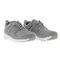 Puma trainers, arial limestone grey dark shadow - $95