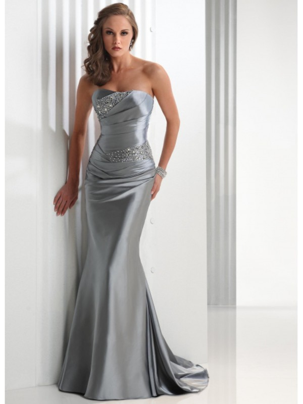 party dress grey dress satin dress prom dress party dress prom dress