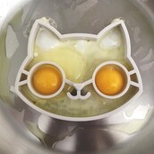 home accessory,cats,kitchen,egg