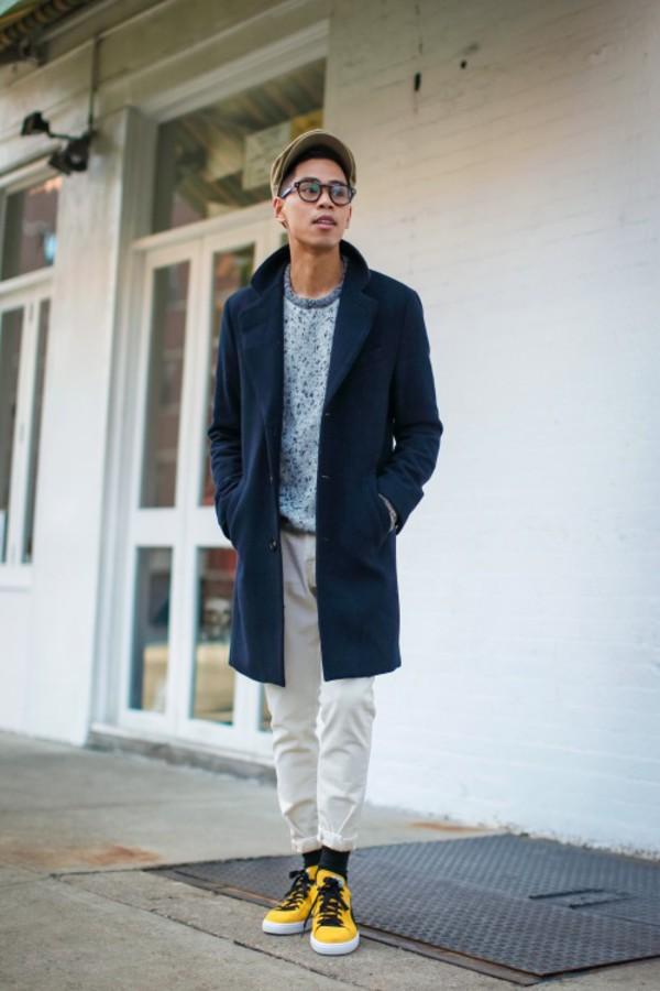 Driver cap in Harris Tweed wool