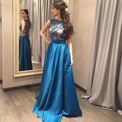 dress,prom,prom dress,blue,blue dress,sky blue,navy,maxi dress,maxi,long,long dress,fashion,trendy,vibe,vogue,love,cute,wow,sparkle,tulle dress,lace,lace dress,bridesmaid,sexy,sexy dress,gown,formal,elegant,classy,beautiful,dressofgirl