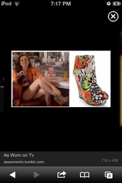 shoes,wedges,cher lloyd,floral,animal print