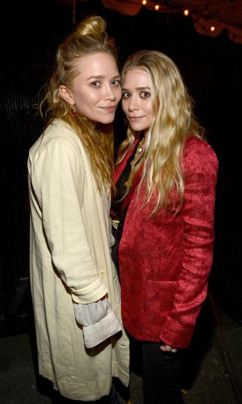 mary kate olsen olsen sisters ashley olsen jacket