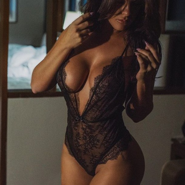 top lingerie teddy