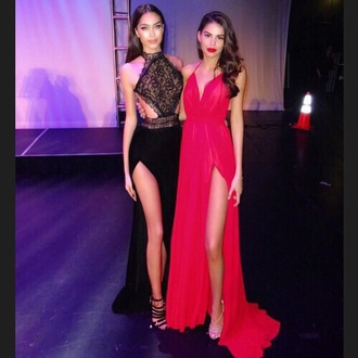 dress black prom lace red dress black dress prom dress lace dress long prom dress