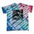 Bowes Threads Pocket Logo Tie Dye T-Shirt