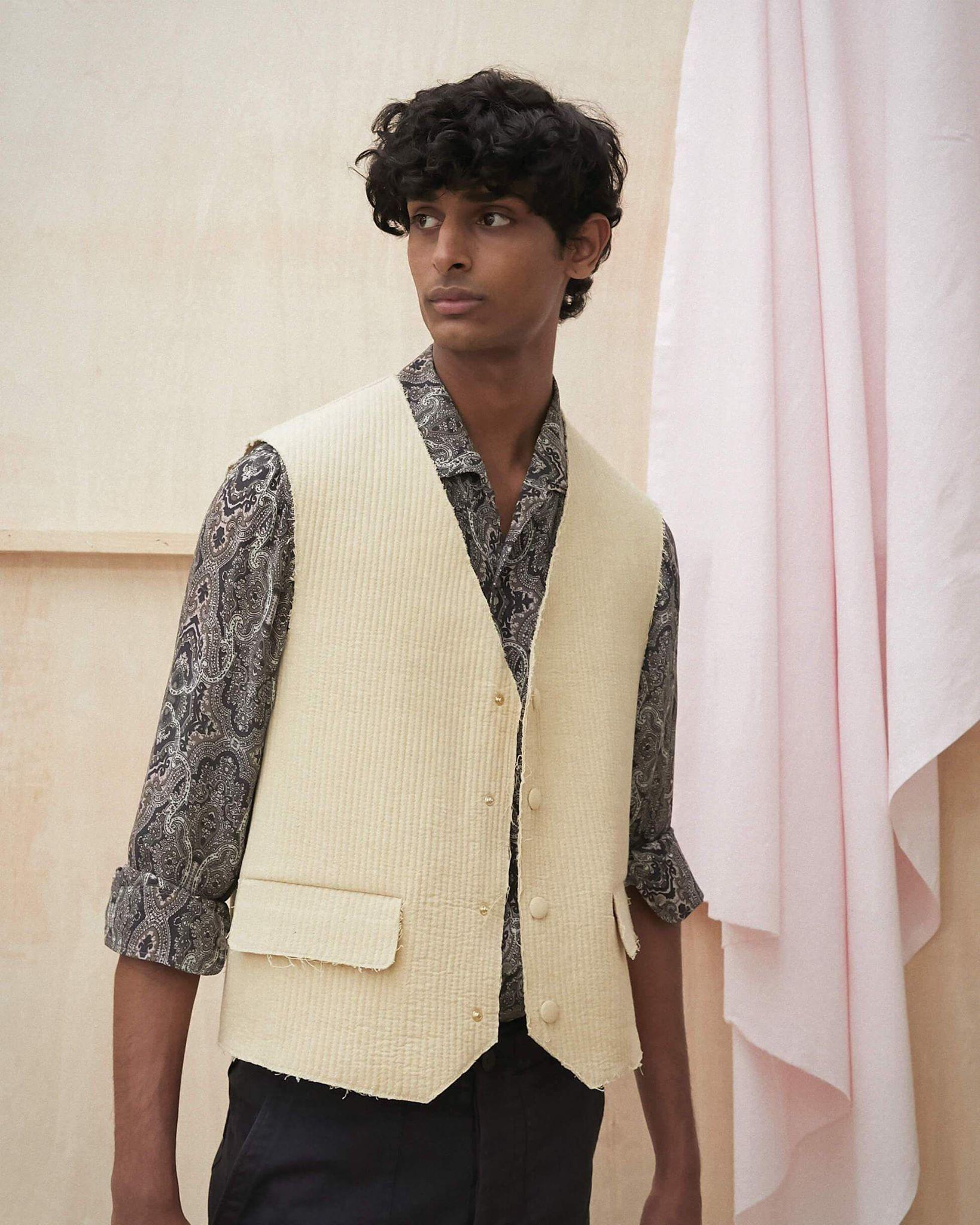 LESTER - Quilted vest