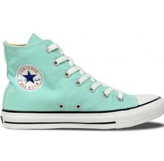 shoes converse all star beach glass