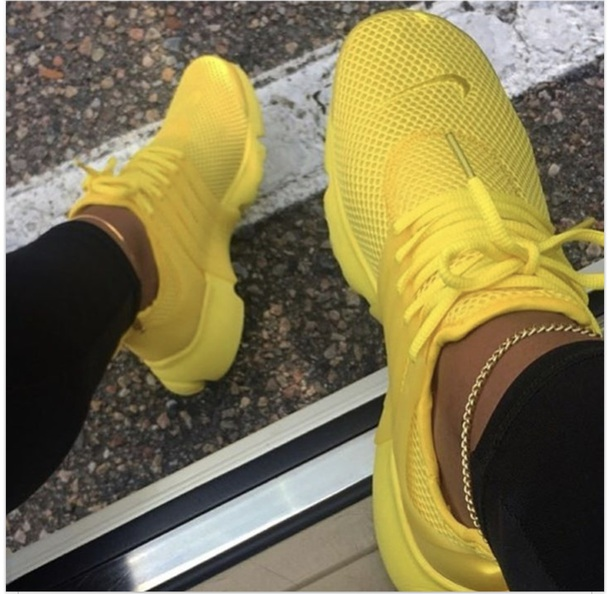shoes yellow yeezy nike summer spring cute sneakers yellow sneakers