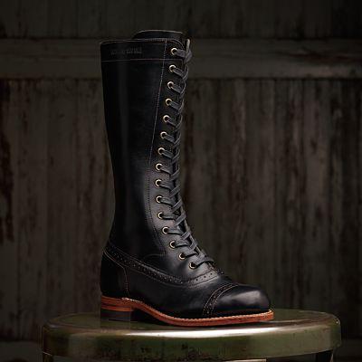 Women's Sophia 1000 Mile Boot - W00349 - Vintage Boots