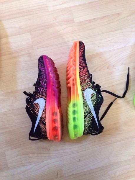 shoes nike nike sneakers matching couples nike flyknit