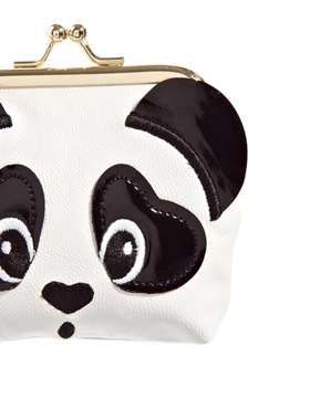 New Look | New Look New Character Cliptop Purse at ASOS