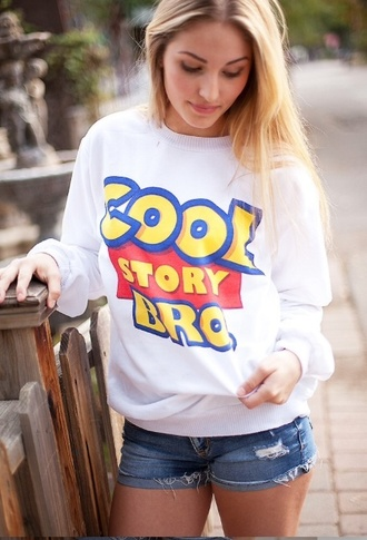 sweater childhood toy story