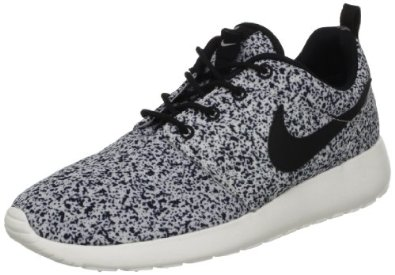 Amazon.com: Nike Wmns Roshe Run Black Sail (511882-003): Shoes