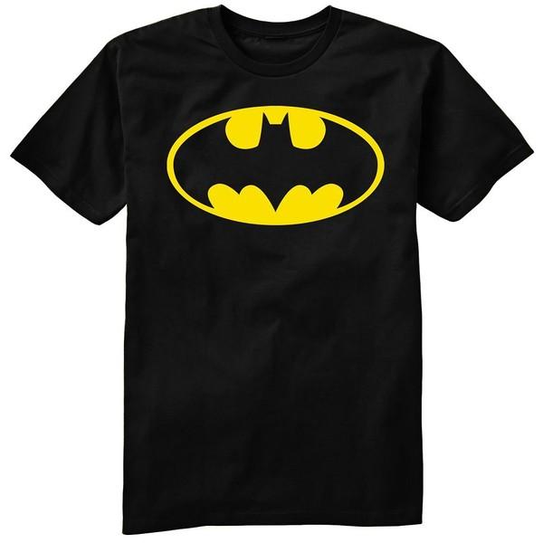 Batman Shield Tee Boys 8-20 - Polyvore