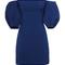 Silvia off-the-shoulder dress   moda operandi