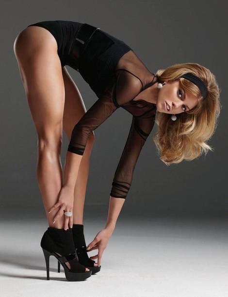 девушки красивые ножки фото