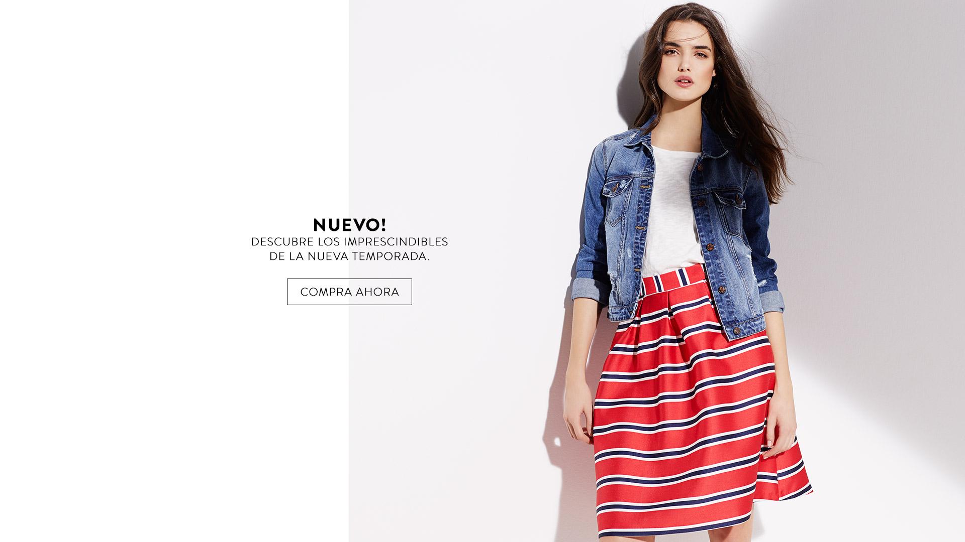 Compra online lo último en moda