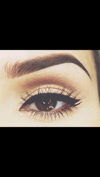 make-up eyeliner contouring face makeup