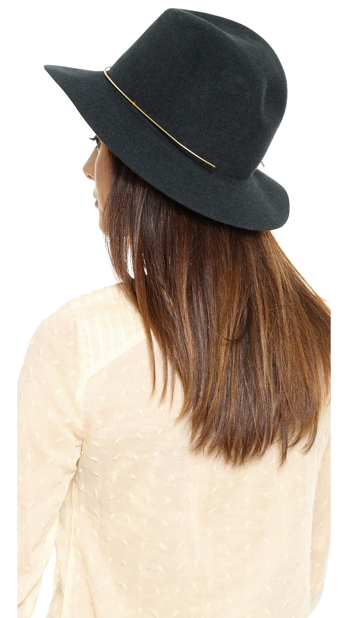 Janessa leone jimmy hat