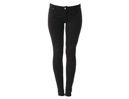 Jarod Jeans - Low-waist slim jeans - Black - Jeans - Women - IRO