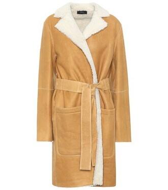coat leather