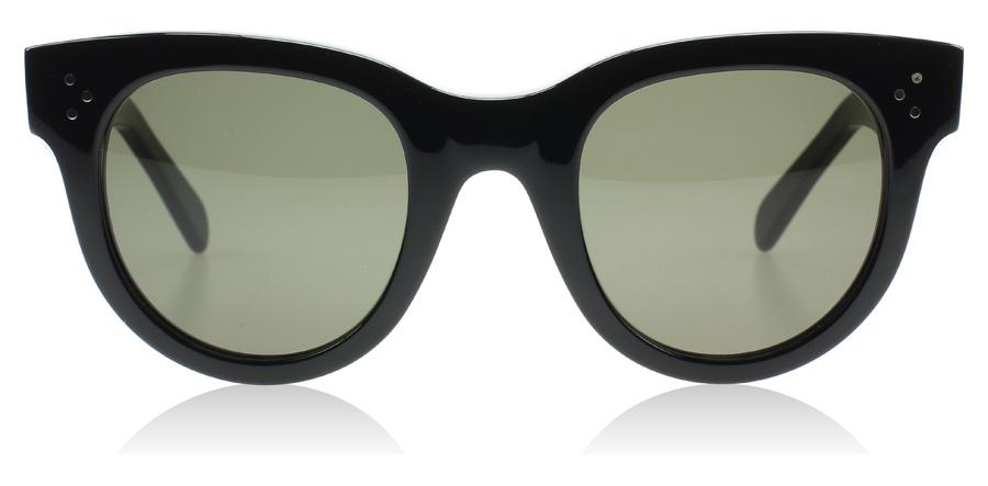 Topp Celine Baby Audrey Sunglasses : Baby Audrey Black 41053S : UK XD-87