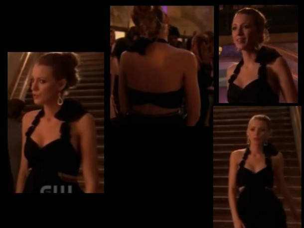 blake lively gossip girl serena dress