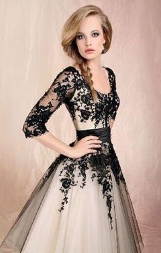 dress noir  et blanc robe robes de soir?e en ligne robes de soir?e dentelle robe dentelle