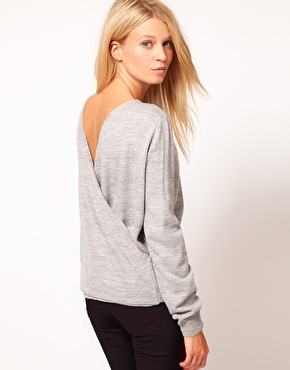 ASOS | ASOS Cross Back Jumper at ASOS