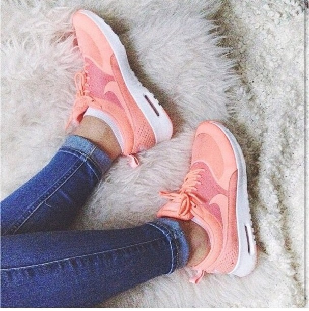Air Max Thea Lachs