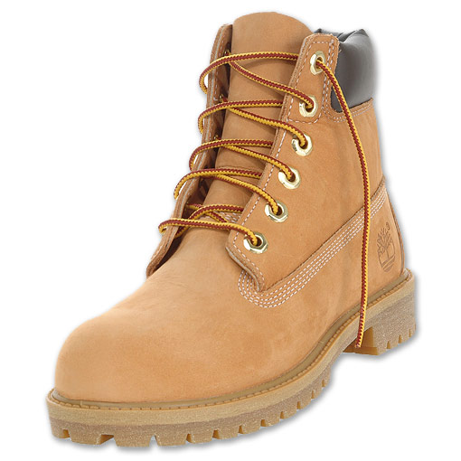 Timberland Kids 6 Inch Classic Boot | FinishLine.com | Wheat