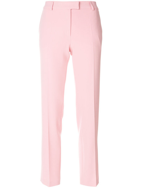 BOUTIQUE MOSCHINO women purple pink pants