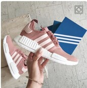 shoes,pink,adidas,blush,tumblr