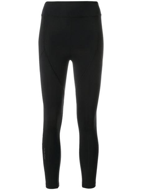 leggings women spandex black pants
