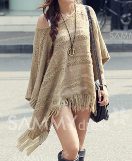 Cardigan: sweater, fringes, fringes cardigan, back to school, off ...